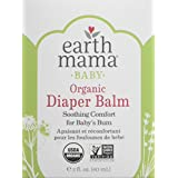 Earth Mama Organic Diaper Balm Calendula Cream, 2-Ounce