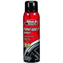 Black Magic BC23220 Tire Wet Spray, 14.5 oz.