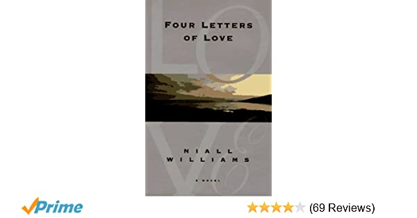 niall williams four letters of love