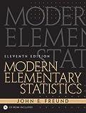 Modern Elementary Statistics (11th Edition)