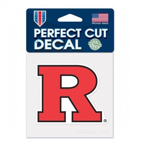 Wincraft Ncaa Rutgers Perfect Cut Color Decal  4  X 4
