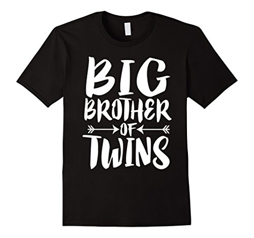 Big Brother Of Twins New Brother Sibling Gift - Brothers Twins