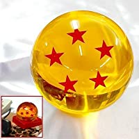 Qiyun Acrylic Dragonball Replica Ball (Large/5 Stars)