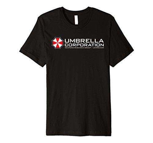 Umbrella Corporation (UCWRG) Horizontal Logo T-Shirt ()