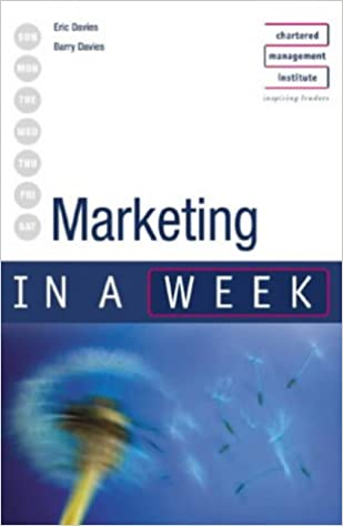 Marketing in a week 3rd edition (IAW)