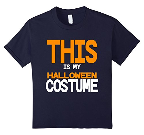 Kids Funny Halloween Costume for Dad Men Mom Sarcastic Homemade 10 Navy