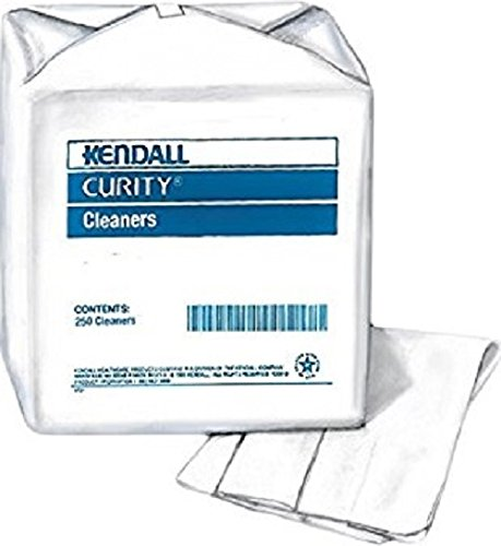 COVIDIEN/MEDICAL SUPPLIES CURITY CLEANERS Cleaner Towel, Large, 13½