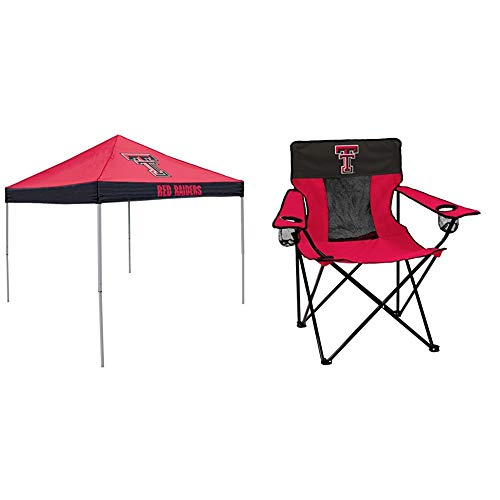 Logo Brands TX Tech Tent and Chair Package