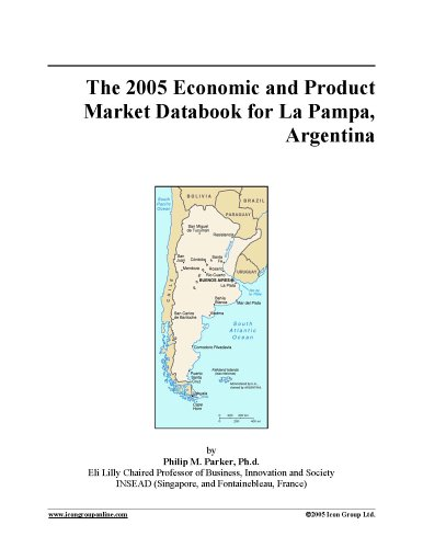 - The 2005 Economic and Product Market Databook for La Pampa, Argentina
