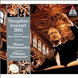 ニューイヤーコンサート2001~ニコラウス・アーノンクール指揮ウィーン・フィル