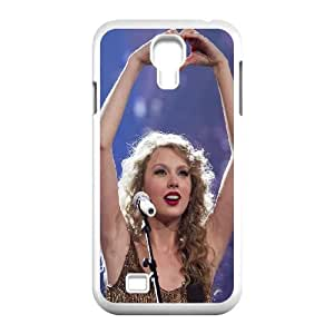 Samsung Galaxy S4 9500 Cell Phone Case White Taylor Swift Love Concert Music Girl Face H2F8IF