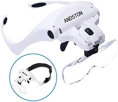 ANDSTON Magnifying Professional Jewelers Interchangeable product image