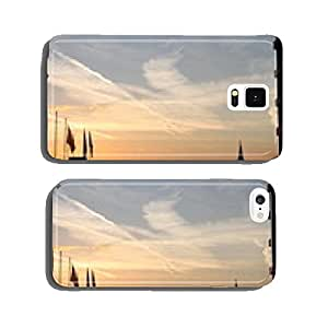 Sunset in Brussels cell phone cover case iPhone6 Plus