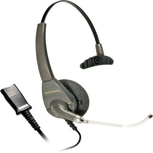 (Plantronics Encore Monaural Headset Includes 1 Extra Voice Tube )