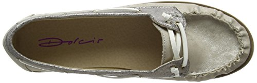 Brown Loafers Dolcis Bronze Shawn Frauen ZzqB7cBHW