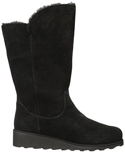 Women's M 6 Fashion US Black BEARPAW Boot Camila 71qqwH