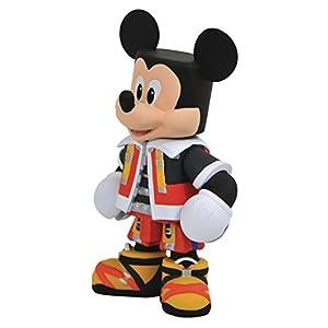DIAMOND SELECT TOYS Kingdom Hearts Vinimates: Mickey Vinyl Figure