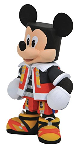 DIAMOND SELECT TOYS Kingdom Hearts Vinimates: Mickey Vinyl -