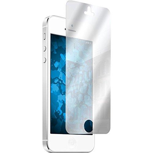 2 x Apple iPhone 5 / 5s / SE Pellicola Protettiva Specchio - PhoneNatic Pellicole Protettive