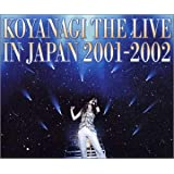 Koyanagi The Live In Japan 2001-2002