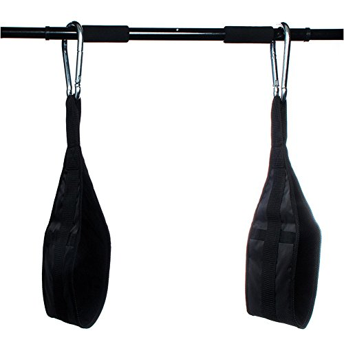 Hanging AB Straps for Fitness Core Pull Up Strap Body Workout