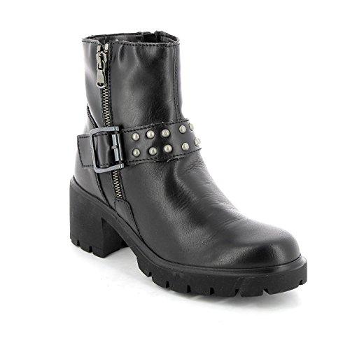 Alesya Clavos Del 5 Impermeables Y Zapatos Tacones amp;scarpe Tanque Fondo Cm Con Negro Scarpe By YwSqz4rY