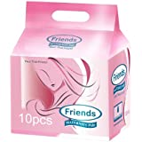 Friends Maternity Pads (Pack of 10)