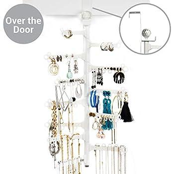 Amazon Com Umbra Valerina Over The Door Jewelry Organizer