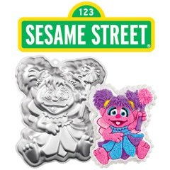 [Wilton Abby Cadabby Cake Pan] (Halloween Costumes To Find In Your Closet)