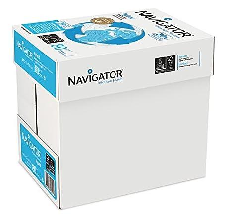 Navigator Hybrid - 2500 hojas de papel multifunción (5 paquetes de ...