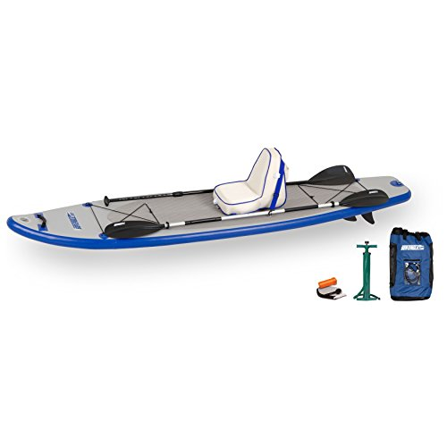 Sea Eagle LongBoard 11 SUP Deluxe Package