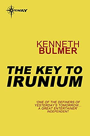 book cover of The Key to Irunium