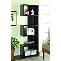Coaster Home Furnishings 800069 Casual Bookcase, Cappuccino