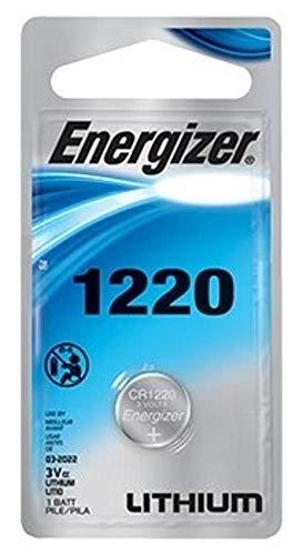 Energizer CR1220 Single Tear Strip