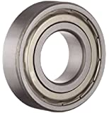 Two (2) R8ZZ Shielded Bearings 1/2 x 1-1/8 x 5/16 Inch Ball Bearings / Pre-Lubricated