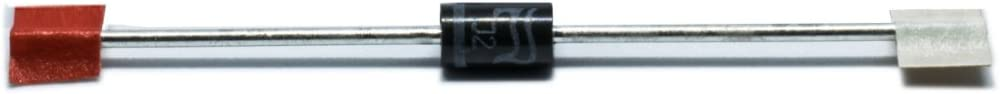 6x 1.5KE51A-E3//54 Diode transil 1.5kW 51.05V 21.4A unidirectional DO201