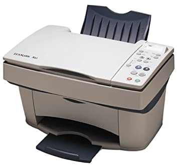Lexmark X83 Scanner-Printer-Copier Escáner de Cama Plana ...