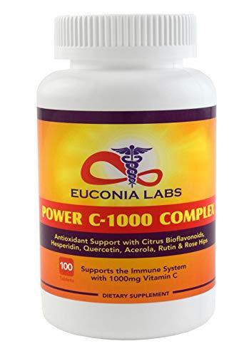 Best Vitamin C Bioflavonoid Complex