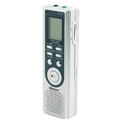 amazon com memorex digital voice recorder electronics rh amazon com