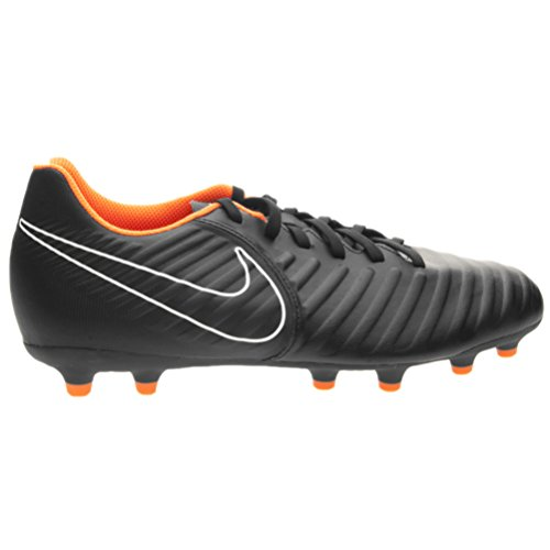 080 Total Chaussures Legend Black Orange Multicolore FG de 7 Club Fitness NIKE Homme Z7SgvS