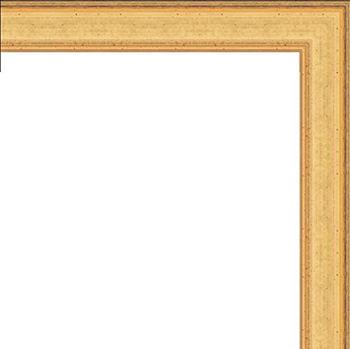 Amazoncom Veedaf 9x18 9 X 18 Elegant Gold Solid Wood Frame With