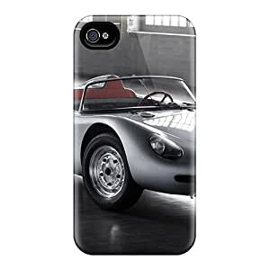 For Iphone 4/4S Cover Case Cover With Shock Absorbent Protective ToZAyMS7345hGJCA Case