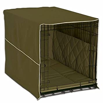 Dog Crate Covers Front Door Dog Crate Cover Extra Largeolive