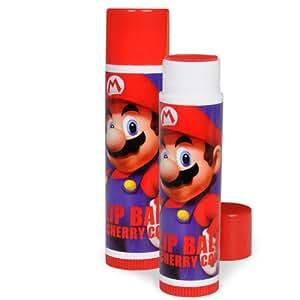 Nintendo Super Mario Bros. Mario Cherry Cola Lip Balm