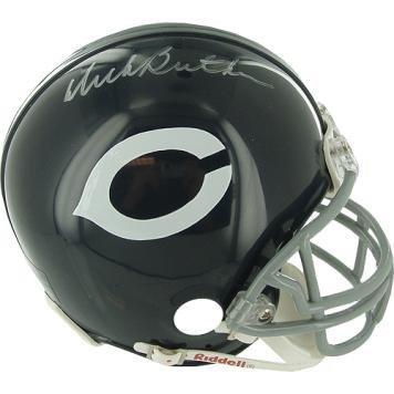 Bears Throwback Mini Helmet (NFL Chicago Bears Dick Butkus Chicago Bears Throwback Mini Helmet)