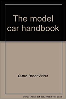 Book The model car handbook