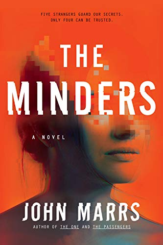 Book Cover: The Minders