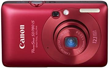 Canon PowerShot SD780IS Digital Camera