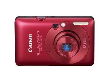 Canon PowerShot SD780IS Digital Camera