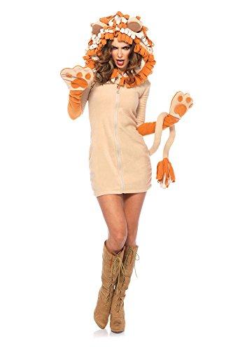 lion fancy dress ladies - 9